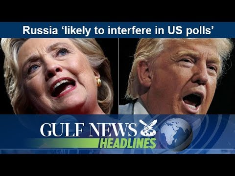 Russia 'likely to interfere in US polls' - GN Headlines