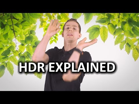 HDR or High Dynamic Range as Fast As Possible