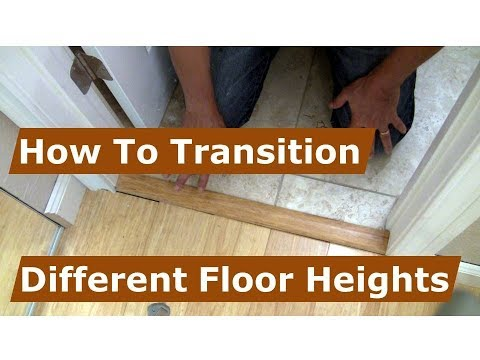 how-to-make-a-transition-between-floor-heights-from-tile-and-wood