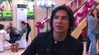 GMA's Newest Kapuso Hunk Matthias Rhoads, Working on Super Ma'am