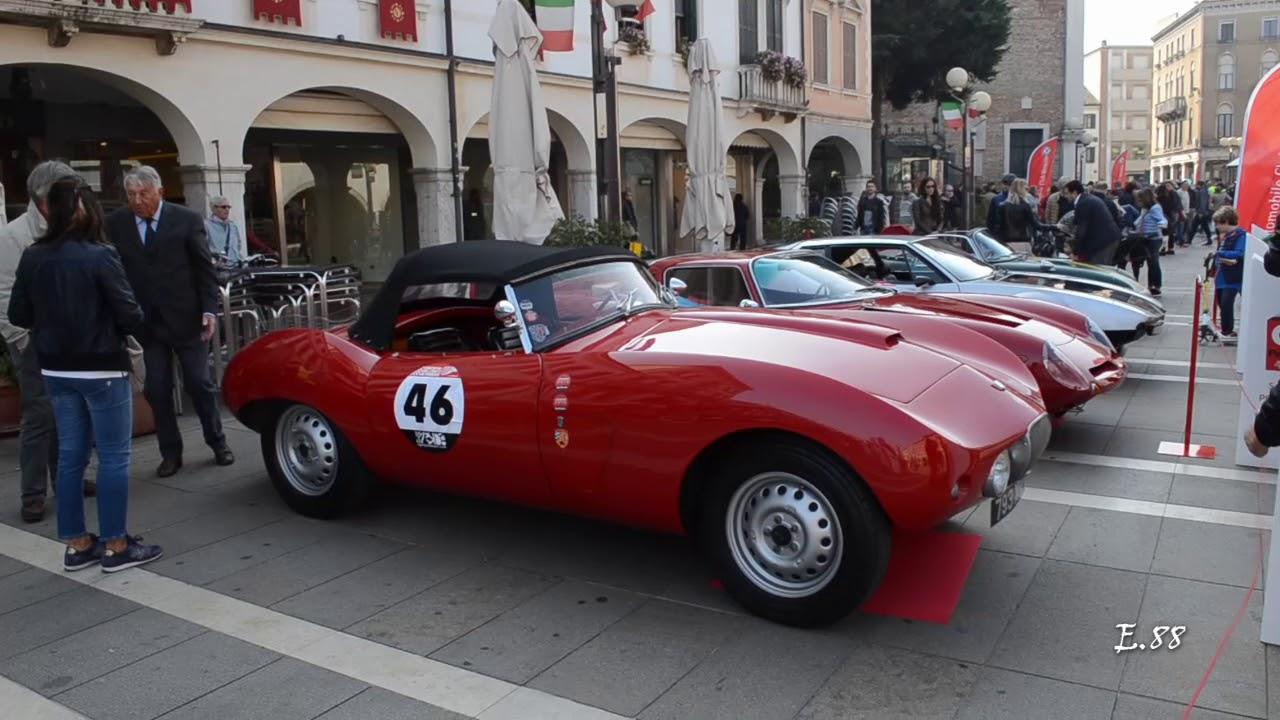 2° Historic Car Venice - Mestre Venezia, 14 ottobre 2017 - YouTube