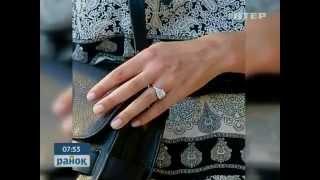 Свадьбы и обручальные кольца звезд