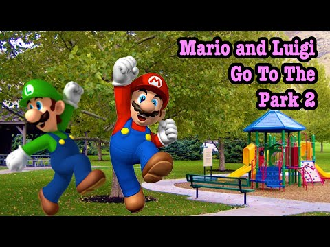 SCB Movie: Mario and Luigi Go To The Park 2