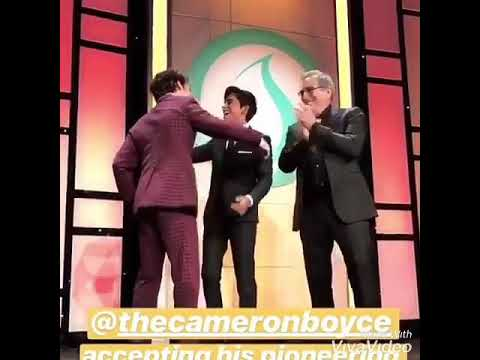 Cameron Boyce (Goodbye My Lover)