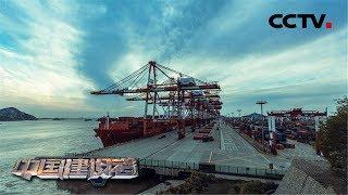 《讲述》中国建设者 超级厂房:上海洋山港 如何完成传统码头的智能化升级?在海中建立深水港面临怎样挑战? 20160429 | CCTV科教