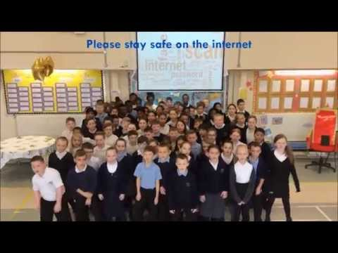Year 5 - The E-safety Rap
