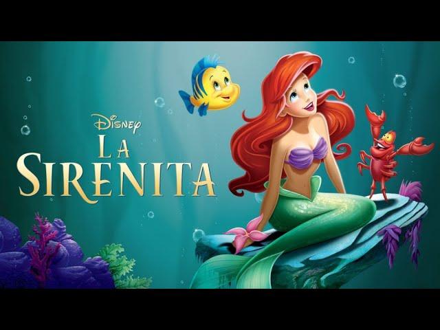 La Sirenita Película Completa En Español Parte 1 Youtube