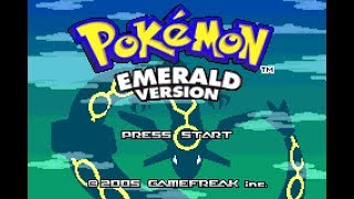 Pokémon Emerald playthrough ~Longplay~