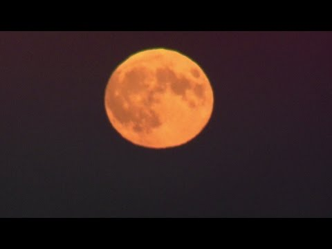 Super Moon -  Blood Moon  - September 27,2015
