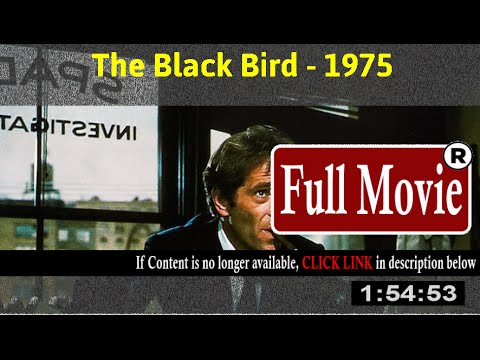 The Black Bird (1975) [With Full Trailer]