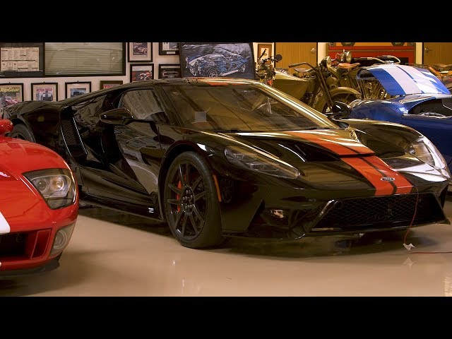 Exclusive Trip to Jay Leno's Garage Part 3