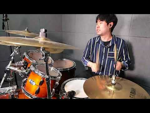 The second LIVE of JATOL MRAD's K-pop Drum Cover