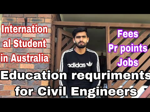 Civil Engineering Job Market In Australia|Skills, Roles And Education Requriment For Civil Engineers
