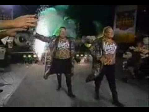 Amazing French Canadians vs Nasty Boys
