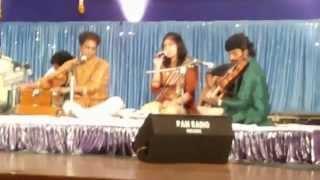 Jagjit Singh, Alka Yagnik-Meri aankhon ne chuna -Tribute by Sonal - live performance