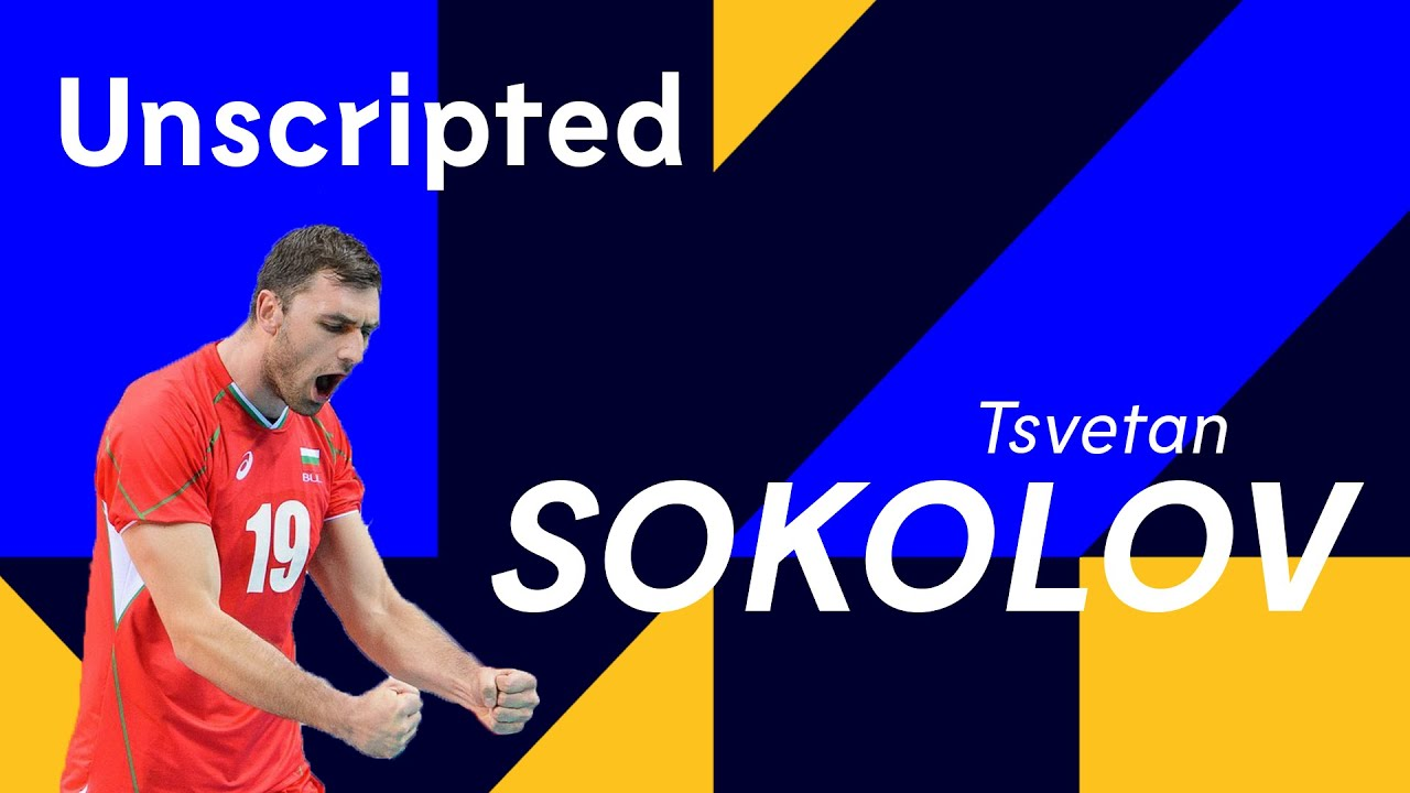 Tsvetan Sokolov discusses volleyball in Russia and new club Dinamo Moscow I Unscripted