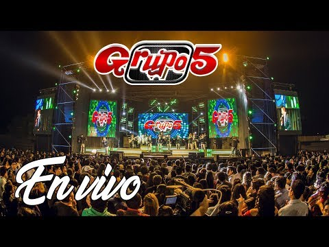 Grupo 5 - TV Perú (Domingos de fiesta 2017)