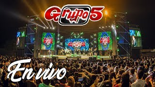GRUPO 5 - ELMER VIVE (TV PERU - DOMINGOS DE FIESTA 2017)