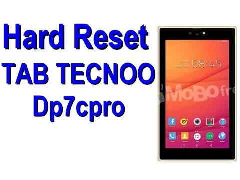 Hrad Reset TAB Tecno Dp7cpro - Видео онлайн