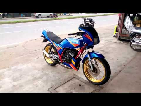 Yamaha Rxz 135 Ton Minibike Shop