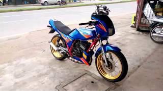 YAMAHA RXZ 135 ล้อโต Ton minibike shop