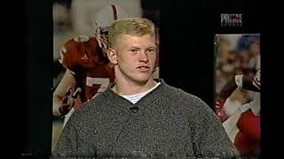 1996 Tom Osborne Show Interview - Scott Frost