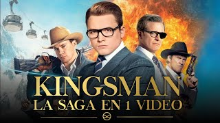 Kingsman :La Saga en 1 Video Fedewolf