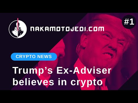 BCH VS BTC + Trump's People In Crypto – Best News With NakamotoJedi Coin News