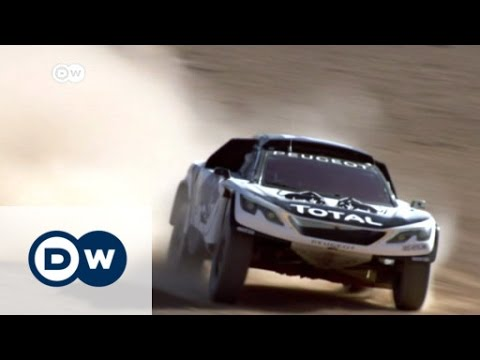 Dakar Rally to start in Paraguay | DW News