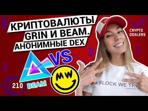 Криптовалюты Grin и Beam. Анонимные DEX. Выиграй Litecoin