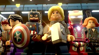LEGO® Marvel Avengers - Age of Ultron In Cinema Piece