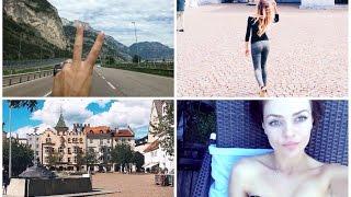 #ВЛОГ: Италия | Отдых в Bressanone | Trentino Alto-Adige #Eskinyana