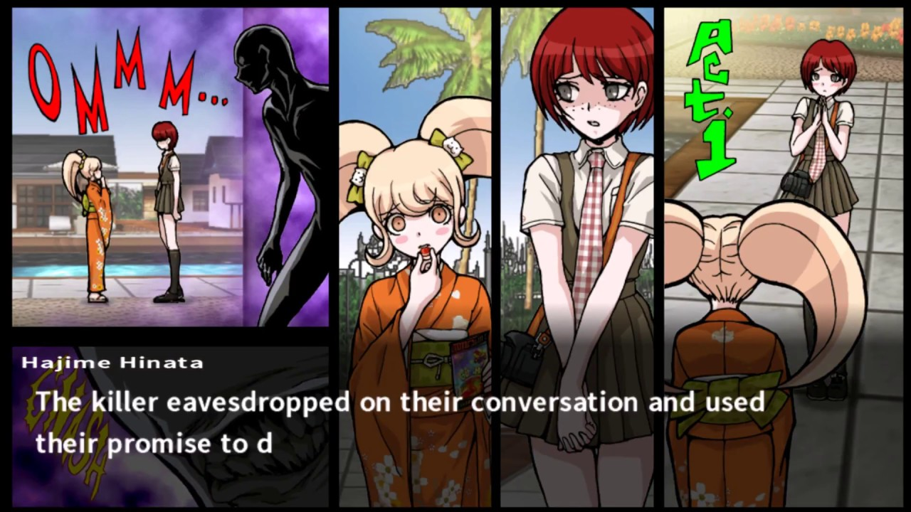 Steam közösség :: Videó :: Super Danganronpa 2 [PC]: Chapter
