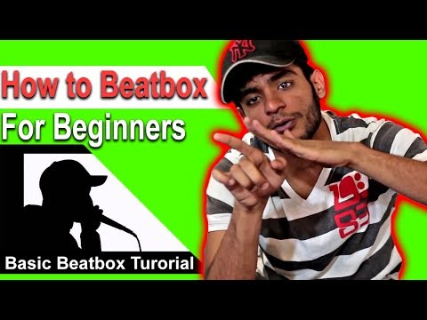 How To Beatbox For Beginners Easy Step By Step Guide - basic beatbox tutorial