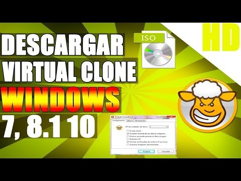 Descargar Virtual CloneDrive 5.5.0 Full En Español 2019