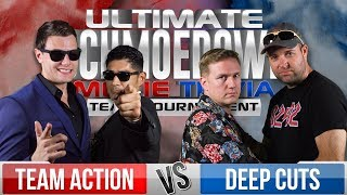 Action VS Deep Cuts - Ultimate Schmoedown Movie Trivia Team Tournament - Round 1