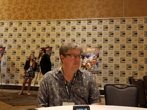 Scooby-Doo! and the Gourmet Ghost: Doug Murphy- SDCC 2018 Mp3