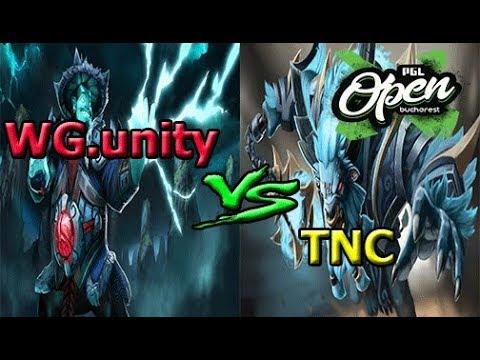 WG.unity vs TNC | Group Stage | SEA Qualifier | PGL Open Bucharest