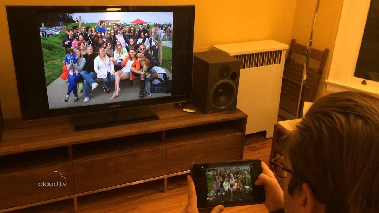 Dayframe brings photo slideshows to Chromecast – Gigaom