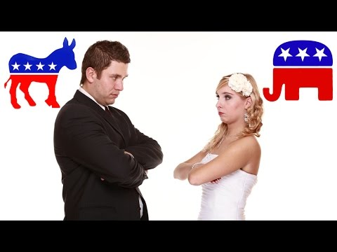 republican dating a liberal