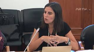 17-07-2018 | Audição do Ministro da Defesa Nacional, Azeredo Lopes | Lara Martinho