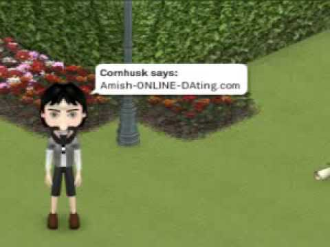 amish online dating commercial