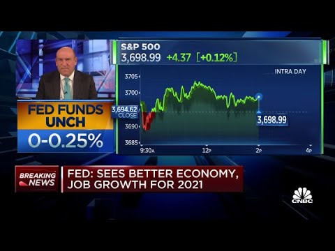 Fed leaves interest rates unchanged, projects zero rates through 2023
