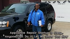 Make Money Start a Home Appliance Repair Business | Averages $1000 to $1500 a Week or More...