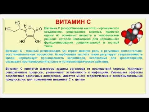 Витамины. Все о витаминах. Таблица содержания витаминов в