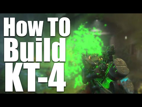 HOW TO BUILD THE KT-4