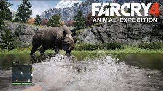 Far Cry 4 - The Wild & Dangerous Animals Expedition | Nvidia GTX 980 | PC
