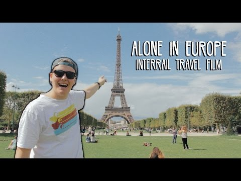 Alone In Europe - Interrail Travel Film (2017)