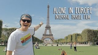 Alone In Europe - Interrail Travel Film (2018)