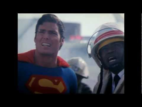 SUPERMAN lII Fire Scene Deleted Scene/Extended Scene HD